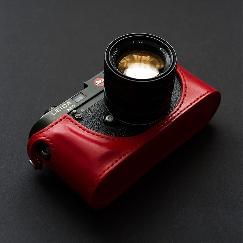 Leica M Leather Case for M2 M3¹ M4 M6 M7² MP M-A